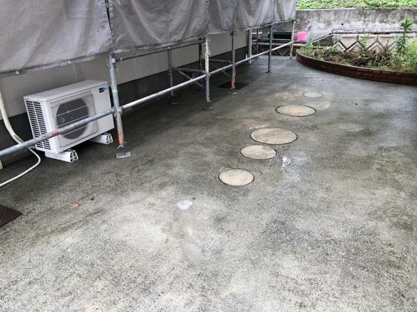 熊本市北区大窪 M様邸屋根外壁塗装工事サムネイル
