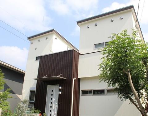 熊本市東区湖東 S様邸屋根外壁塗装工事サムネイル