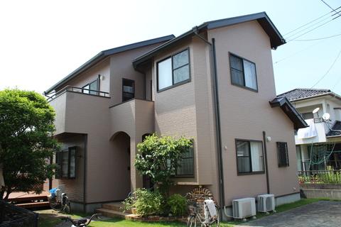 熊本市南区合志 S様邸屋根外壁塗装工事サムネイル