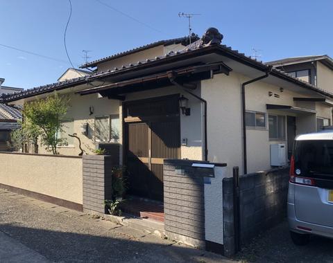熊本市東区月出 S様邸屋根外壁塗装工事