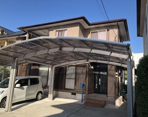 熊本市中央区弥生町 I様邸屋根外壁塗装工事
