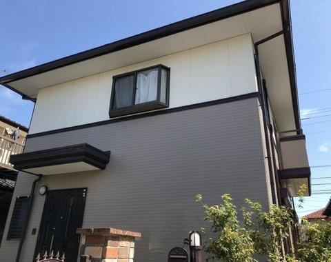 熊本市南区出仲間 O様邸屋根外壁塗装工事