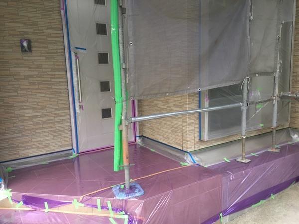 熊本市中央区 O様邸屋根外壁塗装工事サムネイル