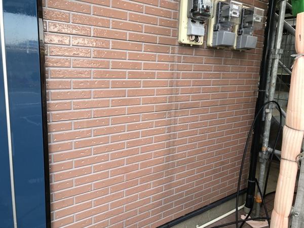 熊本市南区 アパート屋根外壁塗装工事サムネイル