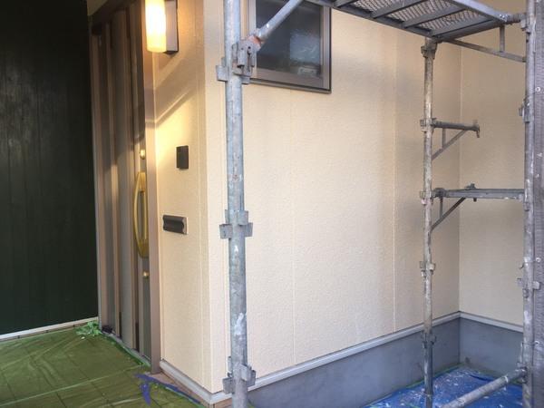 宇城市松橋町 T様邸外壁塗装工事サムネイル