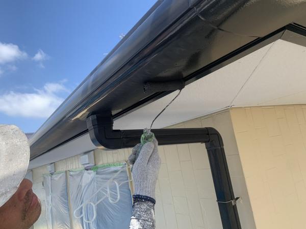 熊本市南区出仲間 アパート屋根外壁塗装工事サムネイル