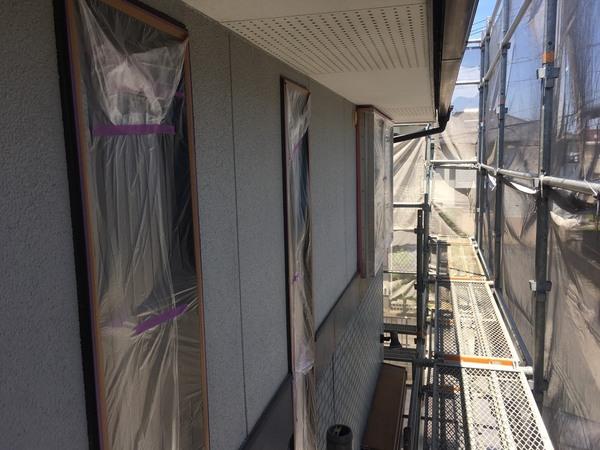 熊本市南区土河原町 H様邸外壁塗装工事サムネイル