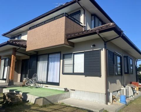 熊本市南区 T様邸外壁塗装工事