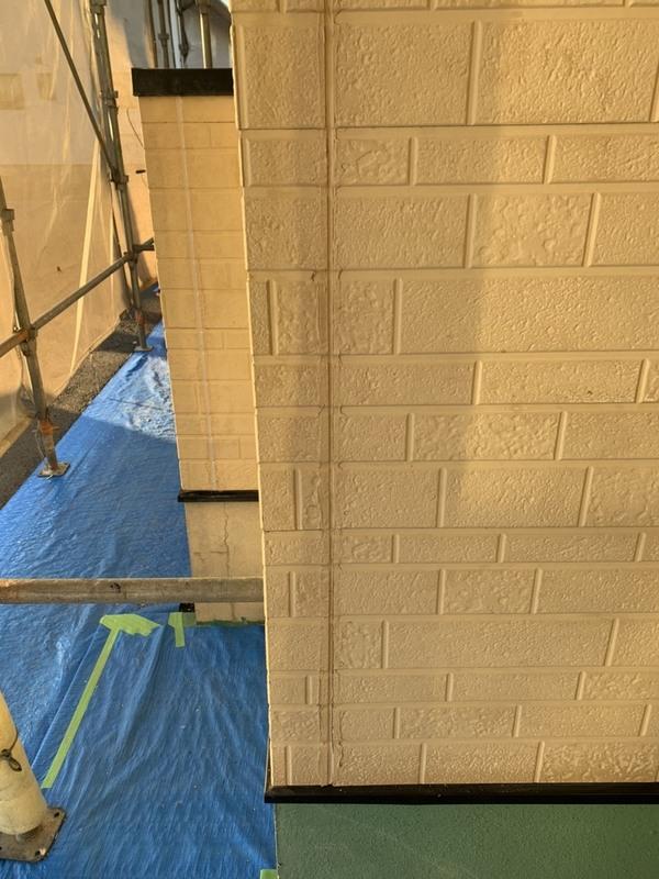 菊池市アパート屋根外壁塗装工事サムネイル