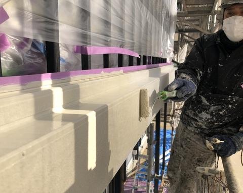 熊本市北区 N様邸屋根外壁塗装工事