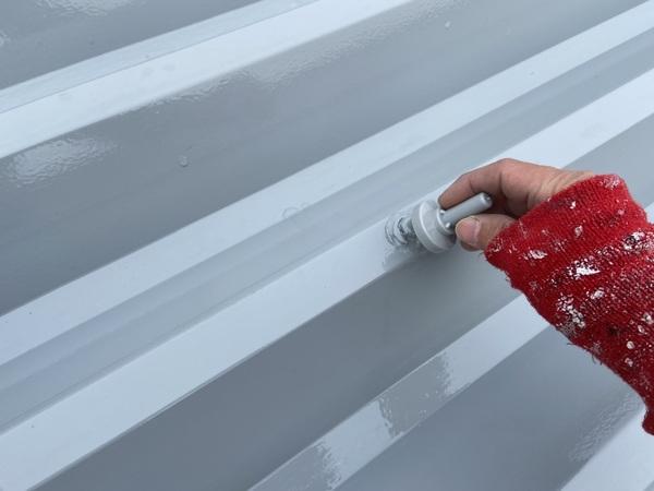 熊本市南区 店舗屋根外壁塗装工事サムネイル