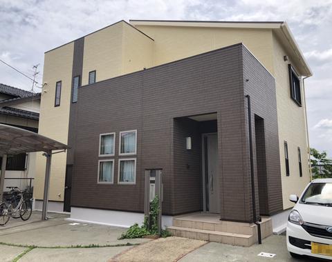 熊本市東区 G様邸屋根外壁塗装工事