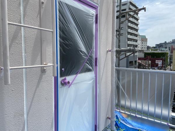 熊本市中央区 M様邸外壁塗装工事サムネイル