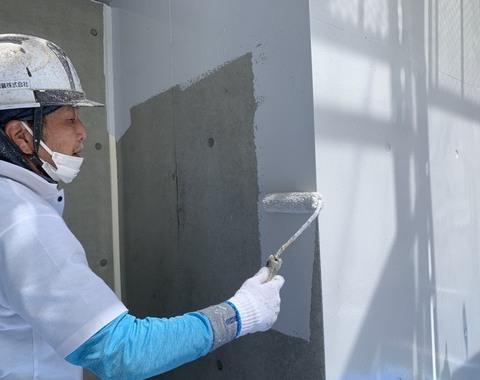 熊本市中央区 A様邸外壁塗装工事