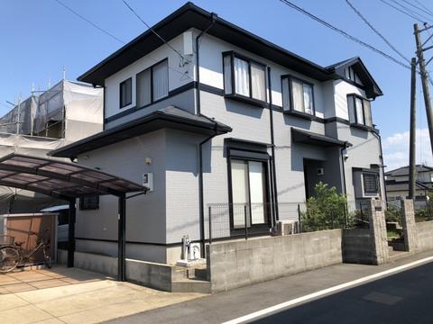 熊本市南区 Y様邸屋根外壁塗装工事サムネイル