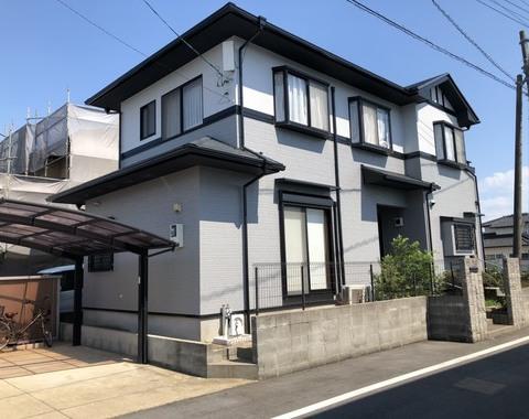 熊本市南区 Y様邸屋根外壁塗装工事
