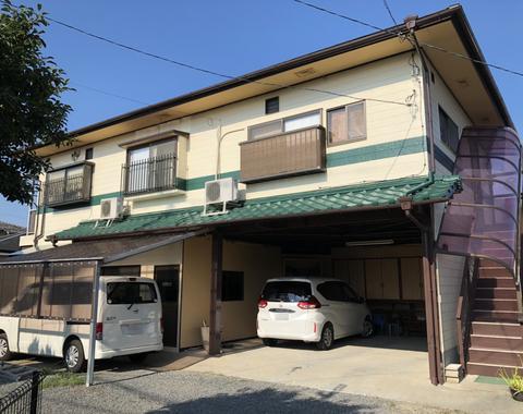 熊本市南区 T様邸屋根外壁塗装工事