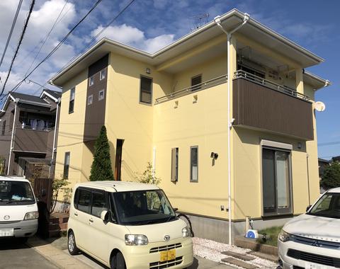 熊本市南区 S様邸屋根外壁塗装工事
